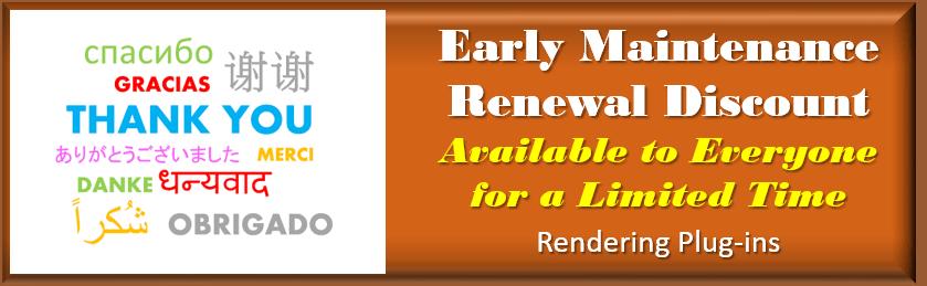 AccuRender nXt Simple Rendering | Sketchup plugins | IRender