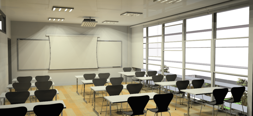 Educational Building Added by Márcio Lucatelli