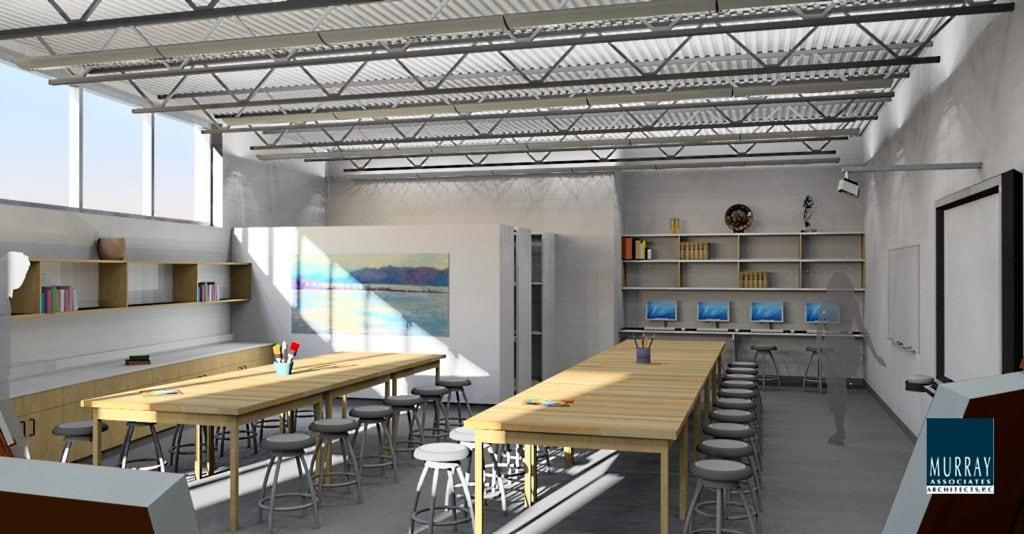 Upper school by EliBjr